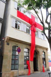 Das Hegel-Haus in Stuttgart am 27. August 2020.
