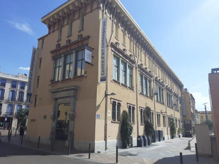 Das Kulturzentrum noch mit dem Namen Walter Benjamin (Foto: Josiana Ferranti)